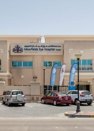Moorfields Eye Care Centre
